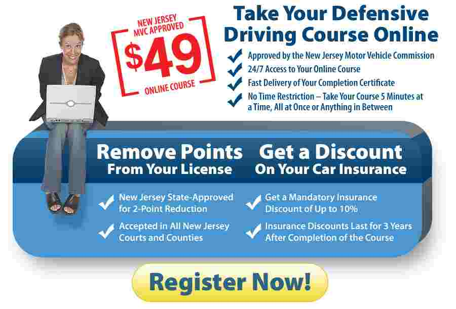 Defensive driving coupon