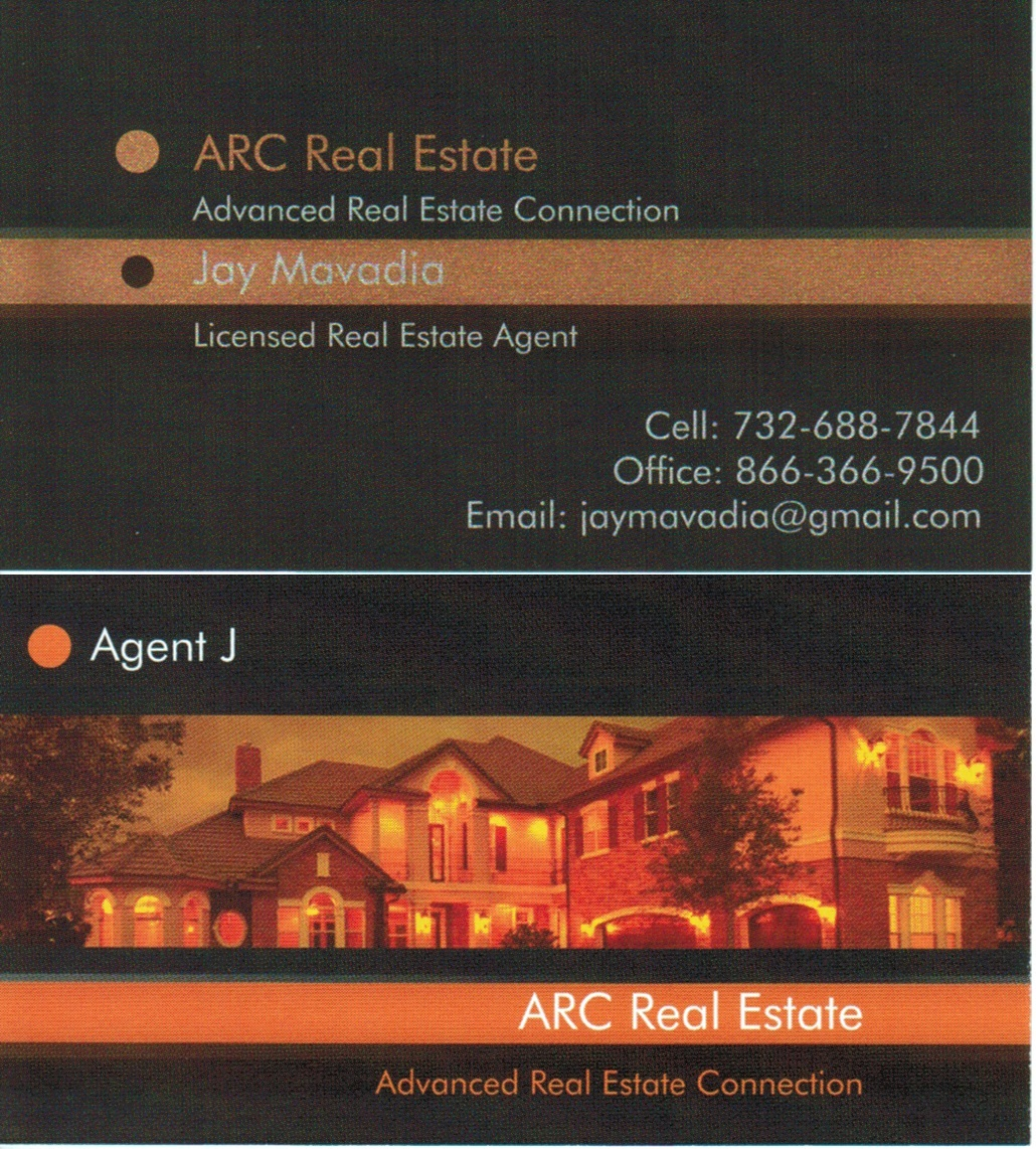 Call Jay for all your Real Estate Needs 732 688-7844